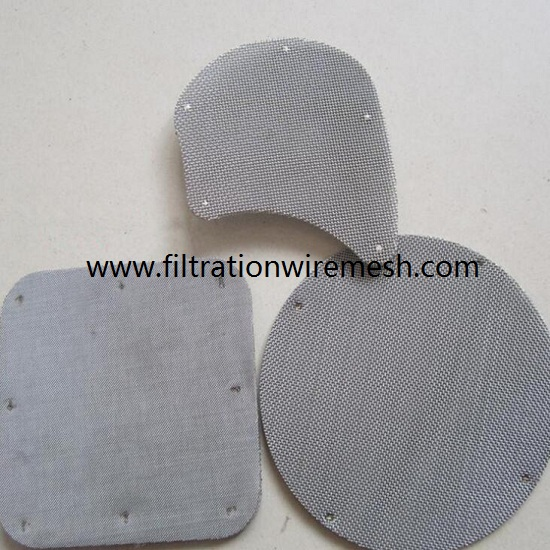 Thermoplastics Extrusion Screen Filter Packs