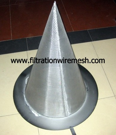 Conical Temporary Strainers