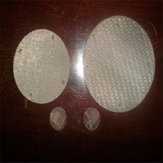 Stainless Steel Tobacco Pipe Screen Filters