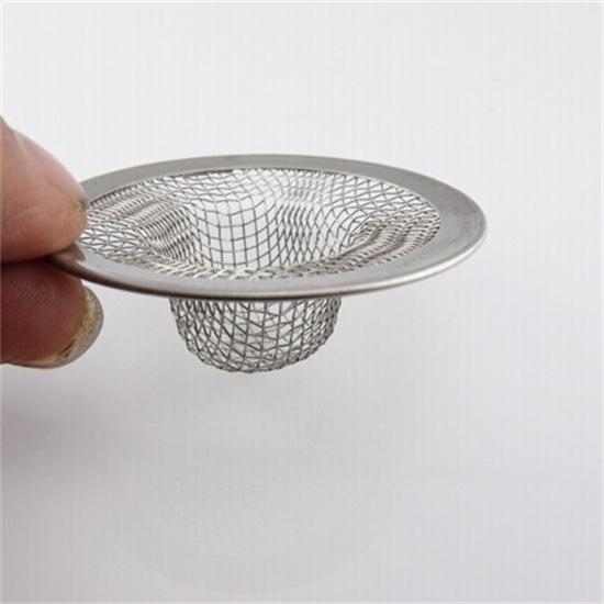 Wire Mesh Sink Strainer Stopper