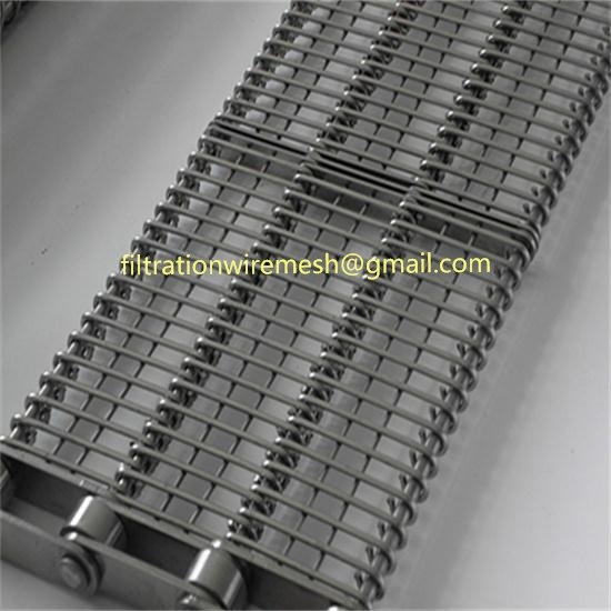 Stainless Steel Eyelink Belts