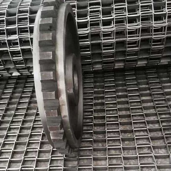 Stainless Steel Honeycomb Belts