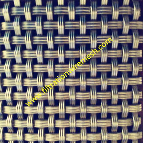Architectural Crimped Wire Mesh